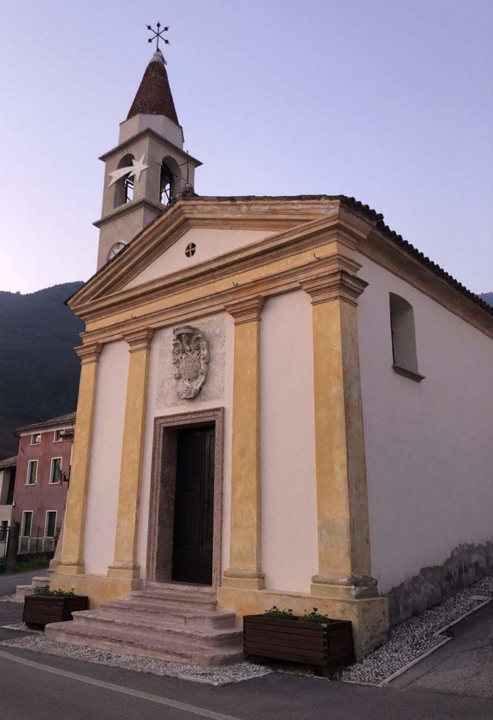 The Chiesa Santa Lucia